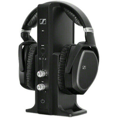 Sennheiser RS 195 Digital Wireless Headphone System 508675