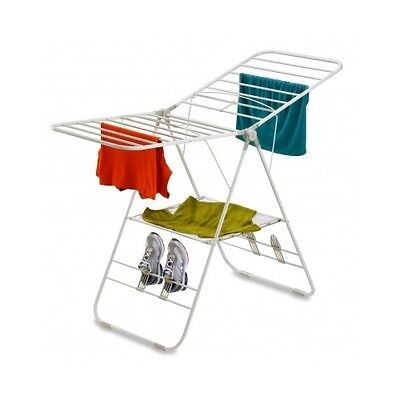 Clothes Drying Rack Indoor Hanging Foldable Stainless Steel