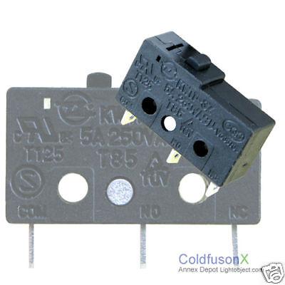 Five 5x Cnc Laser Machine Micro Switch Limit Sensor