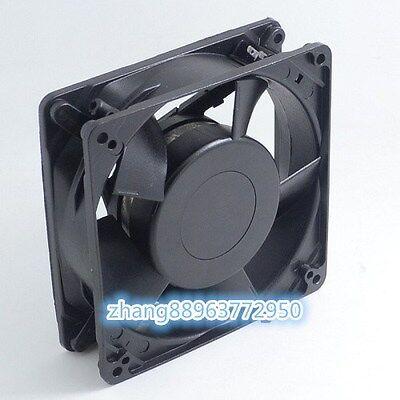 For GL24B4X-E1 Con M Rowton 0.63A 127*127*38 24VDC aluminum frame fan ZZ8G