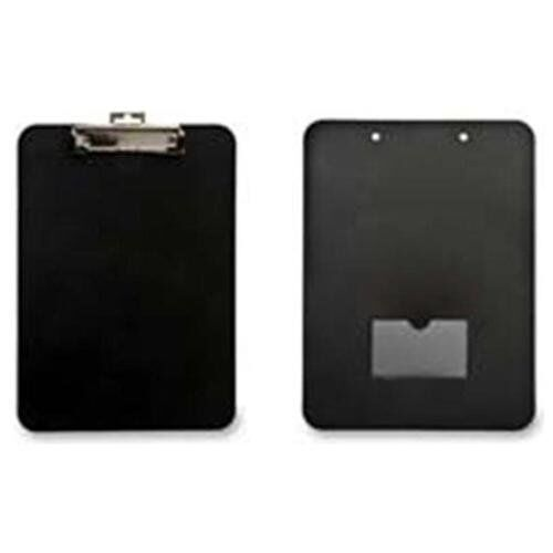 """Baumgartens Unbreakable Recycled Clipboard - 9"""" X 12"""" - Clamp - Heavy Duty -"""