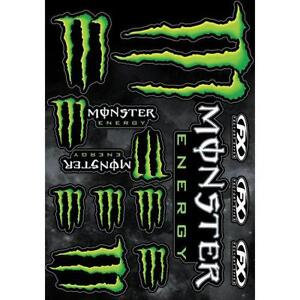 monster energy stickers ebay. Black Bedroom Furniture Sets. Home Design Ideas