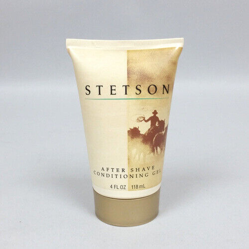 Stetson Aftershave Conditioning Gel with Aloe 4 oz by Coty
