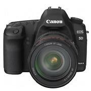 Canon 5D Mark II 24-105