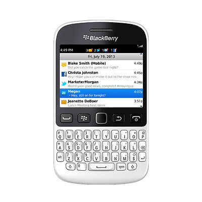 BRAND NEW BLACKBERRY 9720 UNLOCKED PHONE - 3G - WIFI - 5MP CAMERA - FM RADIO