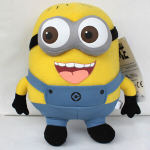 Despicable Me Minions Film Character Plush Toy Unicorn Agnes Stewart Jorge Dave