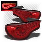 Red LED Light Bar