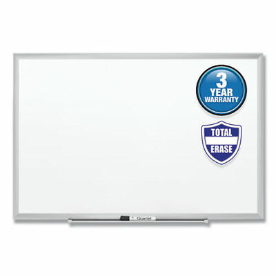 Classic Series Total Erase Dry Erase Board 72 X 48 Silver Aluminum Frame