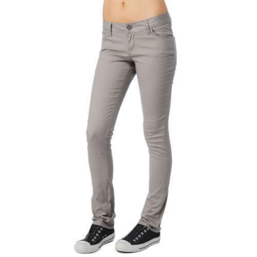 Amazing Skinny Khaki Cargo Pants For Women  White Pants 2016