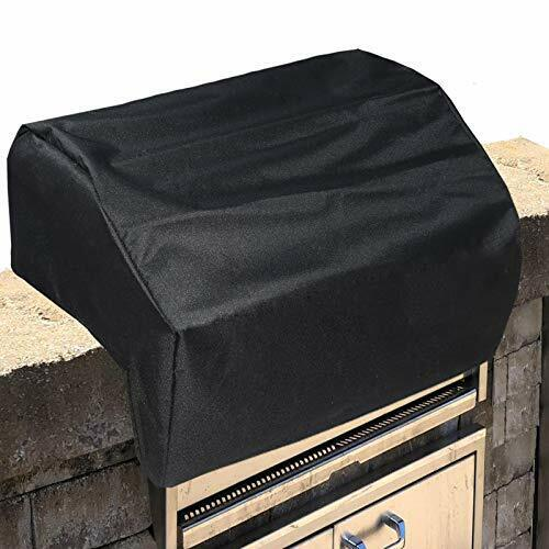 Built-in Grill Cover for Island Grill Head, Fade Resistant BBQ Waterproof