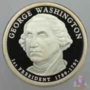 George Washington Dollar Coin