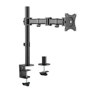 DESK MOUNT FOR LCD MONITOR MONITORS 13-27 IN SCREENS SINGLE ARM MONITOR MOUNT $25 DOUBLE ARM MONITOR MOUNT $40