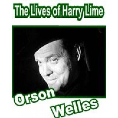 * THE LIVES OF HARRY LIME (OTR) OLD TIME RADIO SHOWS * 52 EPISODES on MP3 CD *