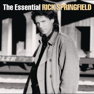 RICK-SPRINGFIELD-The-Essential-2CD-BRAND-NEW-Best-Of-Jessies-Girl