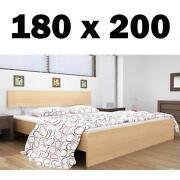 Holzbett 180x200