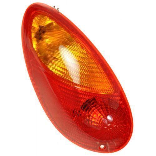 R FOR CHRYSLER PT CRUISER 2000-2005 2X REAR BUMPER REVERSING LAMPS PAIR L