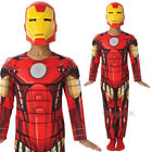 Jungen-Kostüme & -Verkleidungen aus Polyester mit Iron Man