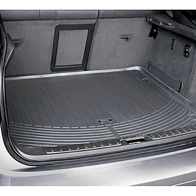 (BMW OEM 2000-2006 E46 Wagon 323i 325xi BLACK All Weather Cargo Liner 82110305072)
