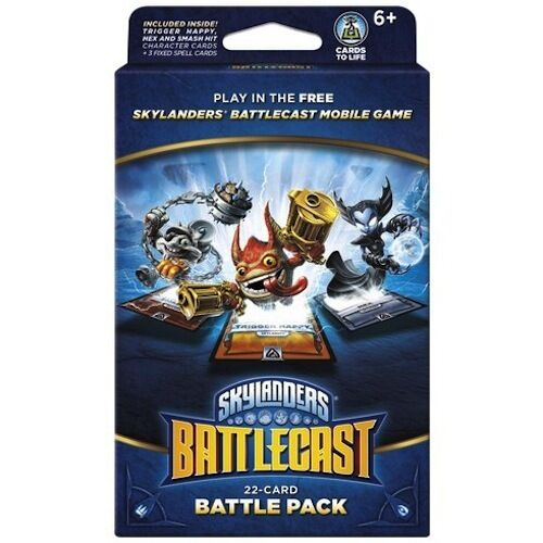 Skylander Battlecast 22 Card Battle pack IOS google mobile tablet (E23)
