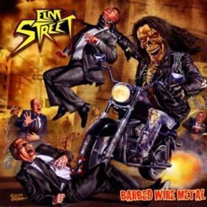 Elm Street - Barbed Wire Metal CD, NEU/OVP