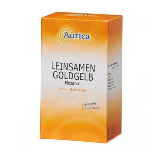 LEINSAMEN goldgelb Aurica 500 g