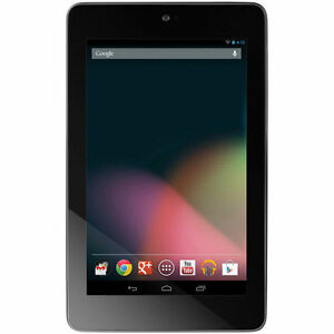 Like New Asus 16GB 7 Inch Google Nexus 7 Wi-Fi Tablet