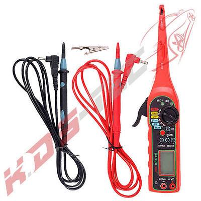 Launch Auto Circuit Digitales Multimeter Spannungsmesser Widerstandsprüfung usw.