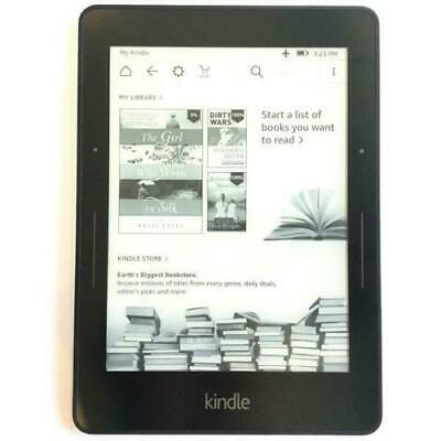 Amazon Kindle Voyage 300 ppi 6in eReader 4GB Wi-Fi + 3G Cellular