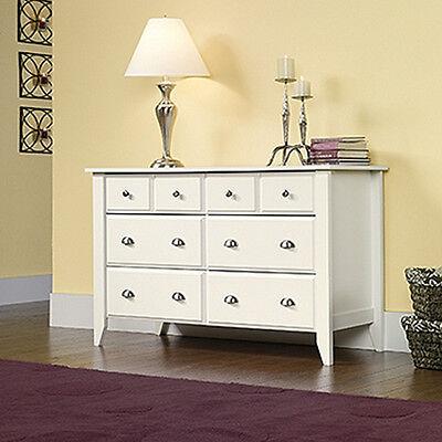 كومودينو جديد Dresser – Soft White – Shoal Creek Collection (411201)