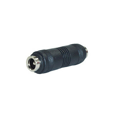 2.1mm DC CCTV Power Cord Coupler Female to Female