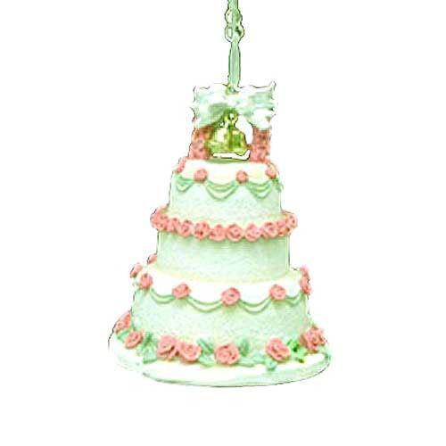 wedding cake christmas ornament wedding cake ornament ebay 8593