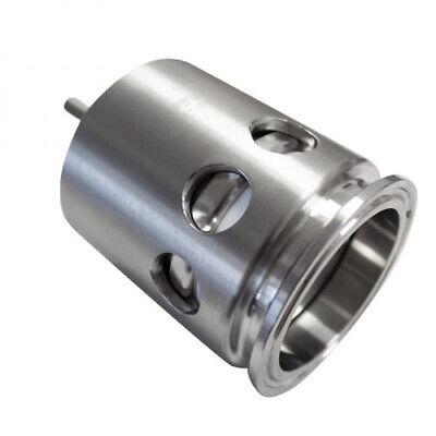 15 Psi Pressure Vacuum Relief Valve 2 Tri-clamp Connection