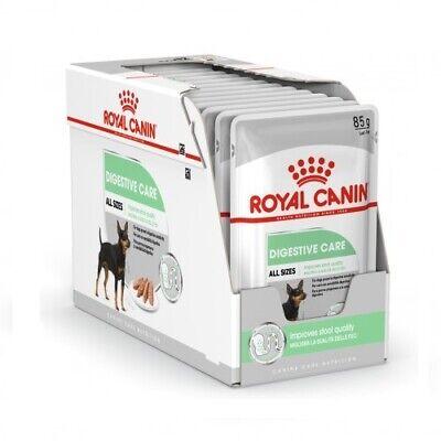 Royal Canin Digestive Care Alimento Húmedo (Paté) para Perros 12 x 85...