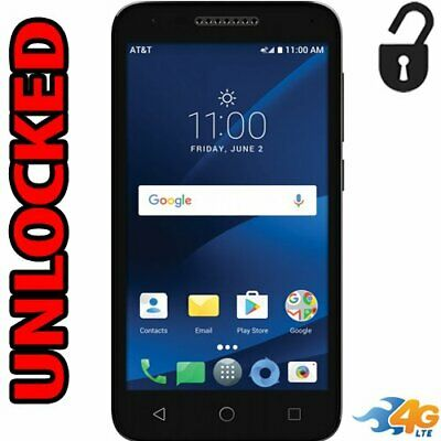 Unlocked Smartphone For AT&T T-Mobile Straight Talk Cricket Android Cell