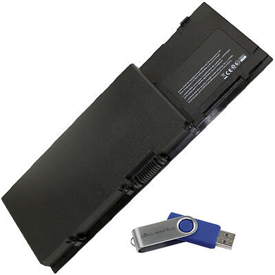 Powerwarehouse Dell 312-0212 Laptop Battery - 9 Cell Free USB Drive