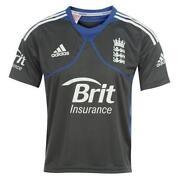 Boys England Cricket Shirt