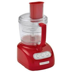KitchenAid KFPW760ER 12-Cup Wide Mouth Food Processor, Empire Re