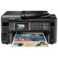 Imprimante Scanner Epson Work Force WF-3620
