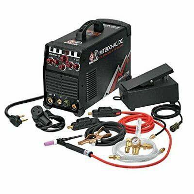 Mt200-acdc - Tig Welding System