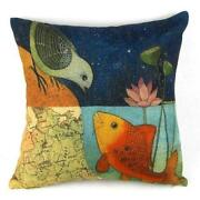 Decorative Bird Pillows