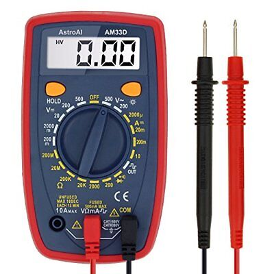 Digital Multimeter Astro Ai With Ohm Volt Amp Diode Voltage Tester Meter