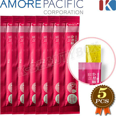 AMORE PACIFIC Vital Beauty Super Collagen Jelly 10g x 5 sticks Made in korea