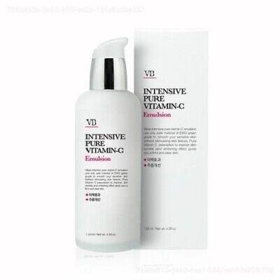 VIBAS Intensive Pure Vitamin C Emulsion 140ml Brightening Moisturizing K beauty