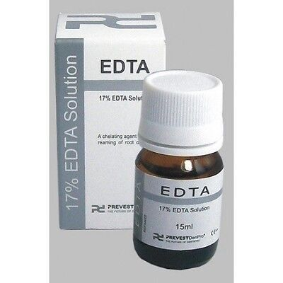 Prevest Denpro Edta 15 Ml Glass Bottel 1 Dispensing Dropper