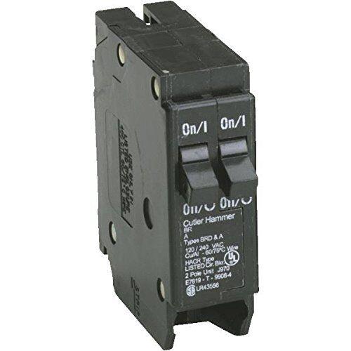 Duplex Cutler Hammer - BR2020 - Circuit Breaker