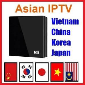 Chinese, Hongkong, Korea, Japan, Vietnamese IPTV Mays Hill Parramatta Area Preview