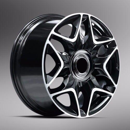 Rolls Royce Ghost Kahn Split 6 Alloy Wheels 22 inch set of 4