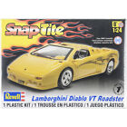 Lamborghini Pre-1980 Car Model Building Toys