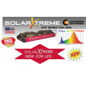 California Light Works SolarXtreme 500 COB LED Grow Light