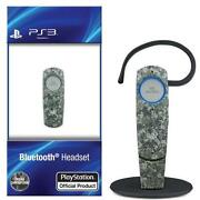 Official PS3 Bluetooth Headset